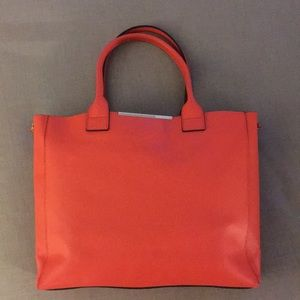 BCBG MAXAZRIA Leather Tote Bag (NWT)